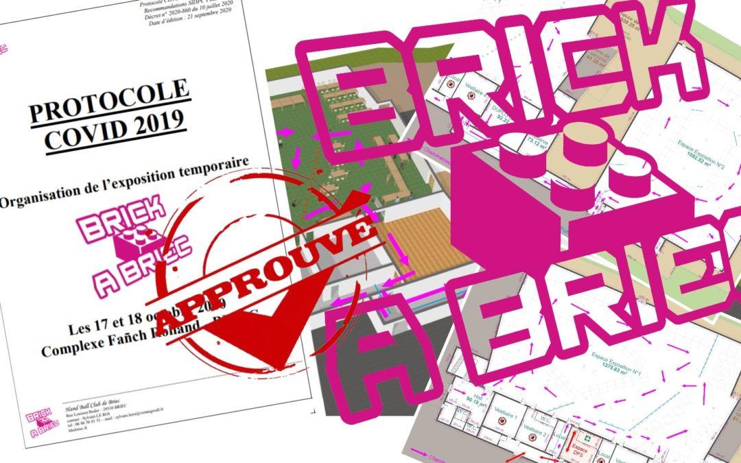 Chargé de Sécurité pour l'exposition Brick à Briec