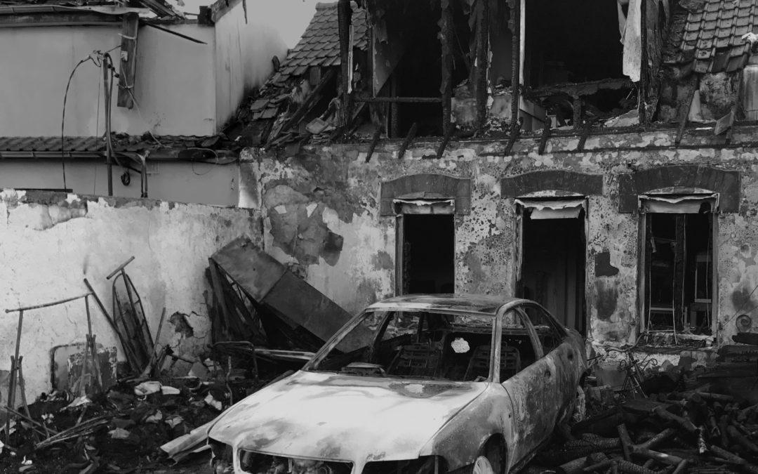 La Recherche des Causes et des Circonstances de l'Incendie (RCCI)